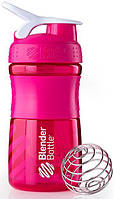 Шейкер Blender Bottle SportMixer MINI Pink (591 мл.)