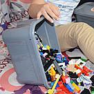 Контейнер для хранения вещей с крышкой 5 литров / Органайзер / Ящик для хранения, фото 6