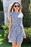 Модное легкое летнее платье,размеры:44,46,48,50., фото 2