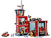 Конструктор Bela City Сити Пожарное депо 533 детали, фото 3