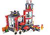 Конструктор Bela City Сити Пожарное депо 533 детали, фото 5