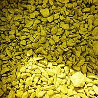 Цветной щебень желтый 5-10 мм