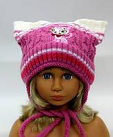 Шапка Д145 детская для девочки, фото 1