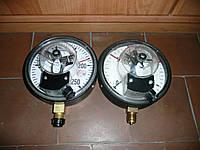 Электроконтактный манометр ЭКМ-2У 0-16 атм.