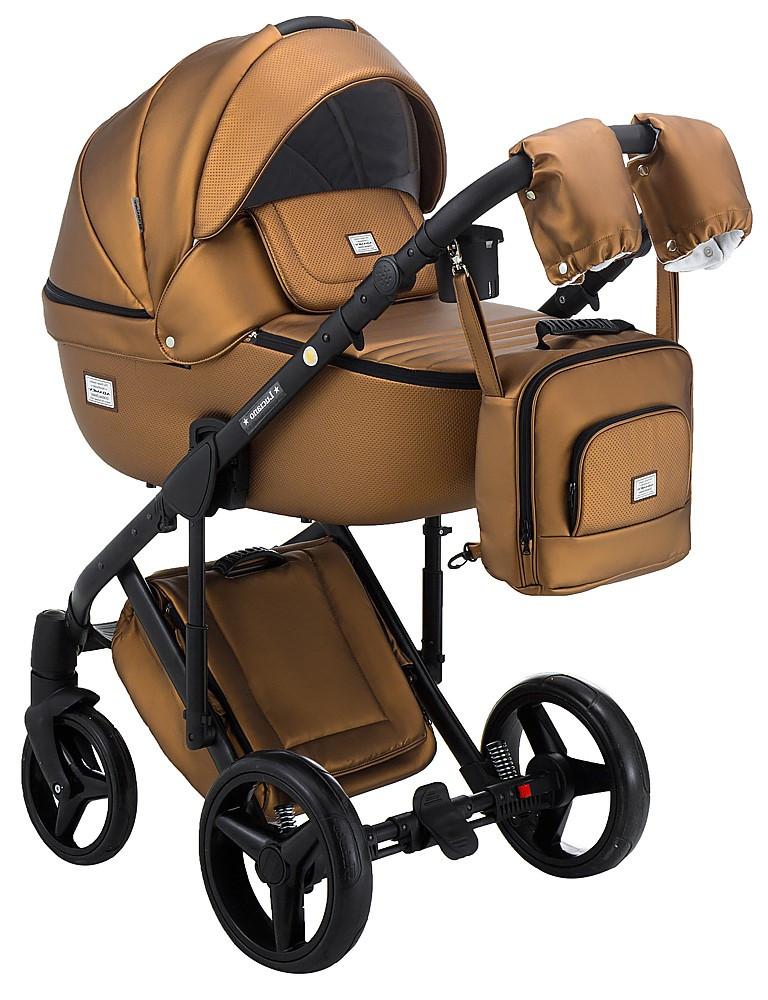 Детская универсальная коляска 2 в 1 Adamex Luciano Y230