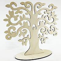 """Заготовка для декупажа и декора. Подставка для украшений. """"Дерево"""" №1  (33 * 36 см)"""