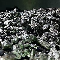 Цветной щебень черный 5-10мм