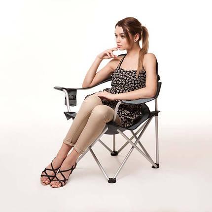 "Кресло Алюм ""Берег"" d19 мм Серый, фото 2"