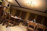 Деревянная мебель для ресторанов, баров, кафе в Броварах от производителя, фото 7