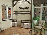 Деревянная мебель для ресторанов, баров, кафе в Комсомольске от производителя, фото 10