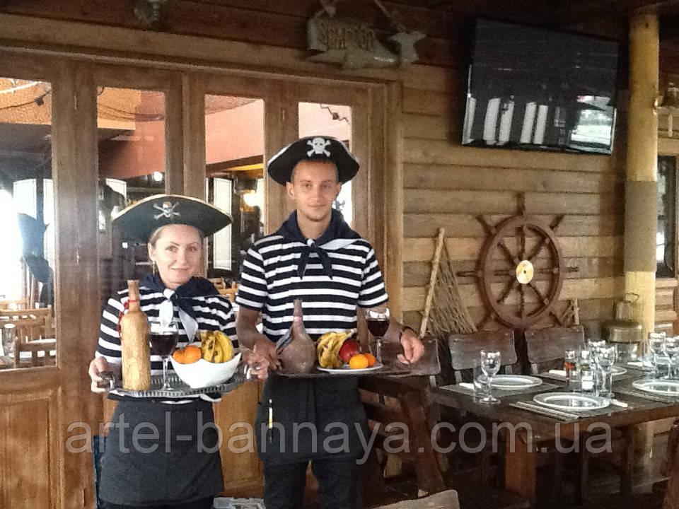 Деревянная мебель для ресторанов, баров, кафе в Мелитополе от производителя