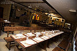 Деревянная мебель для ресторанов, баров, кафе в Могилёв-Подольске от производителя, фото 8