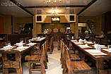 Деревянная мебель для ресторанов, баров, кафе в Николаеве от производителя, фото 8