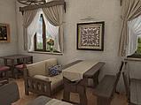 Деревянная мебель для ресторанов, баров, кафе в Харькове от производителя, фото 10