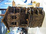 Буфет деревянный под старину, фото 2