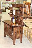 Буфет деревянный под старину, фото 5