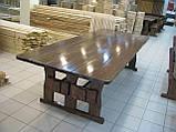 Стол 3000*900 для кафе, баров, ресторанов от производителя, фото 3