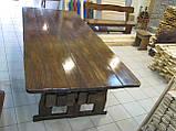 Стол 3000*900 для кафе, баров, ресторанов от производителя, фото 4