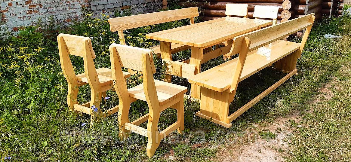 Деревянная мебель в Киеве от производителя. Доставка мебели в Киев 500 грн.