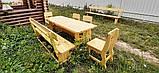 Деревянная мебель в Киеве от производителя. Доставка мебели в Киев 500 грн., фото 3