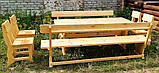 Деревянная мебель в Киеве от производителя. Доставка мебели в Киев 500 грн., фото 4