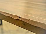 Стол деревянный из термоясеня 2000*900 мм. для кафе, баров, ресторанов от производителя, фото 3