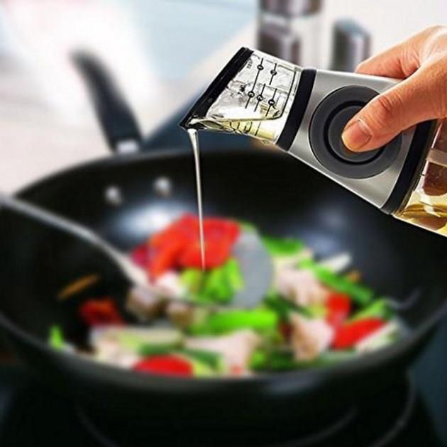Press Measure Oil Dispenser пресс масляный диспенсер