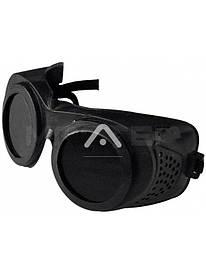 Очки газосварщика сетка в резиновой оправе Г-2 Vita