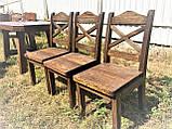 Мебель деревянная состаренная, фото 8