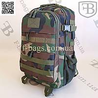 Рюкзак тактический, военный зеленый 35л 772