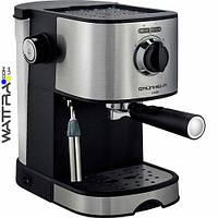 Эспрессо кофемашина (850 Вт) GRUNHELM GEC17, 15 бар (кофеварка Грюнхелм)