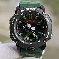 Часы Casio G-Shock GA-2000GZ-3AER LIMITED EDITION Gorillaz X G-Shock, фото 1