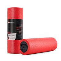Масажний ролик EPE 45 см red