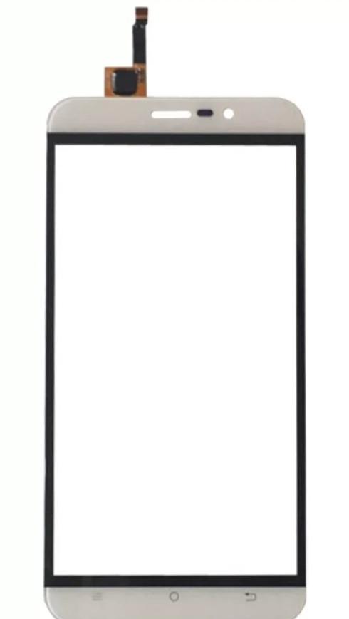 Touchscreen (сенсор) для Cubot Dinosaur Білий