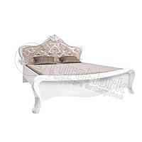 Ліжко Прованс Миро-Марк (глянець білий)