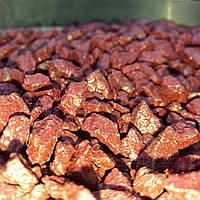 Цветной щебень коричневый 5-10мм