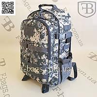 Рюкзак тактический, военный пиксель светлый 35л 772