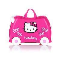 Детский чемоданчик TRUNKI HELLO KITTY