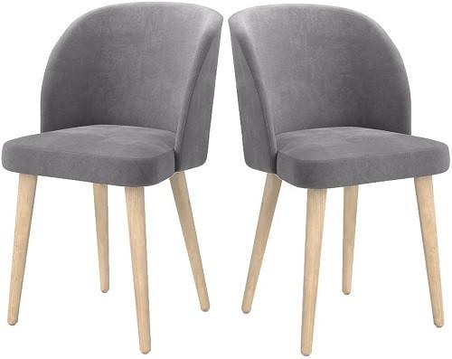 Кресло Комфи серое - картинка