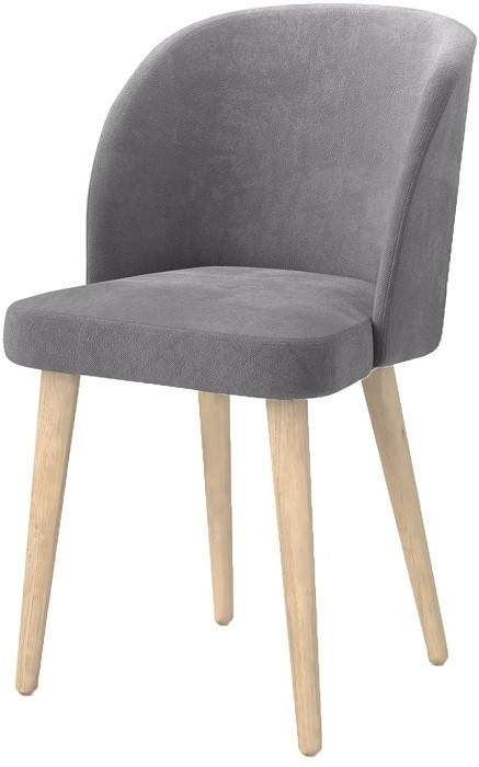 Кресло Комфи серое Shik