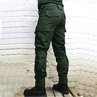 Тактические брюки Ripstop, олива НГУ. UA