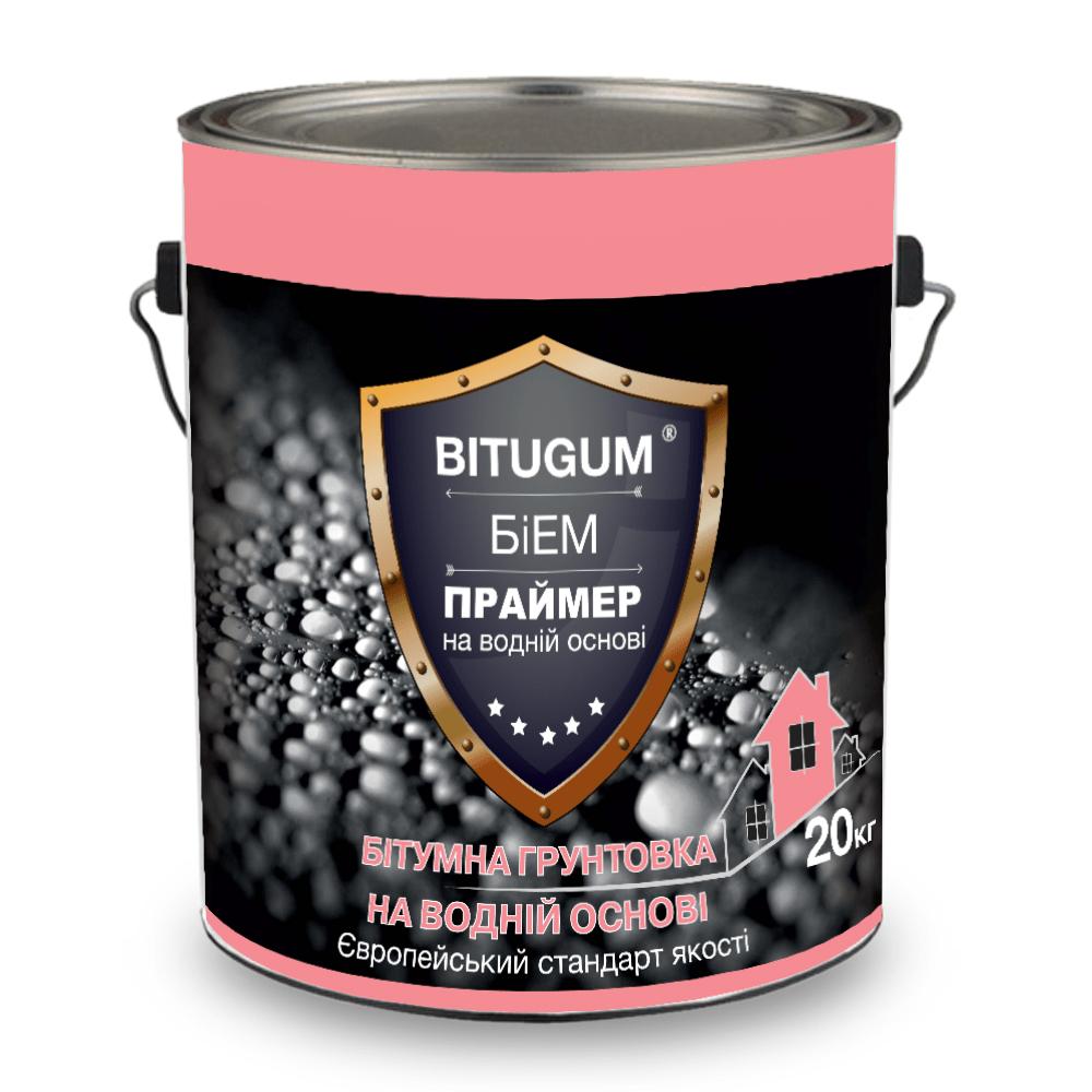 Праймер битумно-эмульсионный БИЭМ BITUGUM 10кг