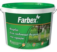 Краска для садовых деревьев и кустов Farbex™ 7 кг, в Днепре