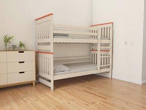 Двуспальная (двухъярусная) детская кровать Адель (Duo) LUNA