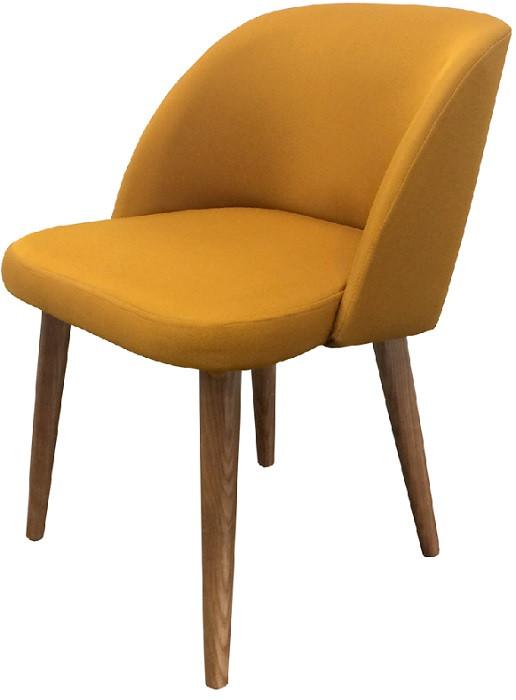 Кресло Комфи желтое Shik