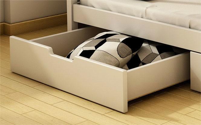 Двухъярусная кровать-трансформер Челси LUNA, фото 7