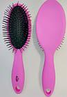 Расчёска для волос La Rosa массажная пластиковая 23 см LRС-5824, фото 2