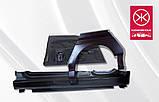 Арка заднього крила VW TRANSPORTER IV Рік: 12-1990 - 07-2003, фото 4