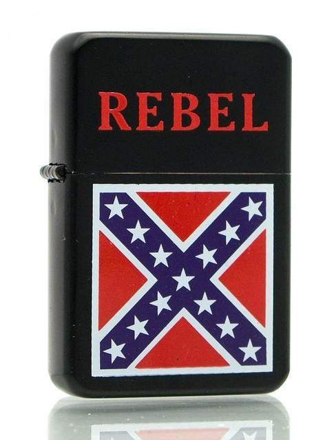 Зажигалка бензиновая «Rebel»
