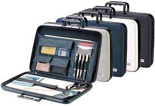 Кейс для ноутбука 12, Professional 906.10 черный синий